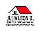 Julia León D. Propiedades